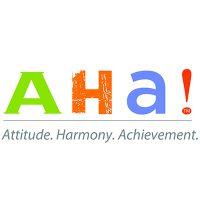 AHA! Attitude. harmony. Achievement.